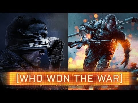 ► WHO WON THE WAR? | Battlefield 4 vs Call Of Duty: Ghosts