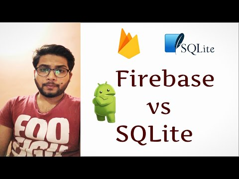Firebase Vs SQLite For Android App   Which Database To Use In Android ? Urdu/Hindi