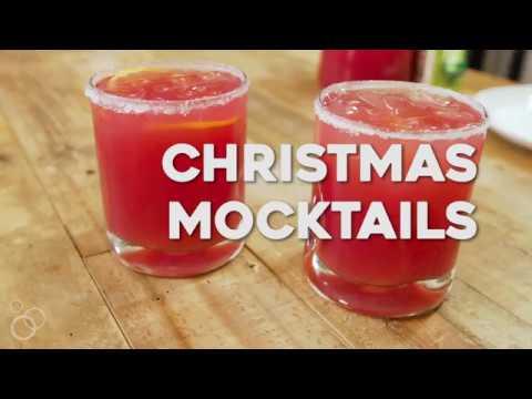 Christmas Mocktails