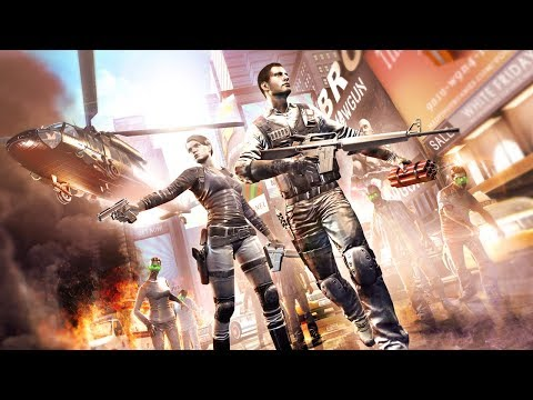 Blast up zombies with a friend in Unkilled's co-op multiplayer