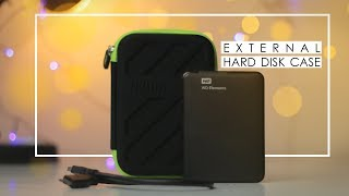 Tizum External Hard Disk Drive Pouch for External HDD | The Inventar