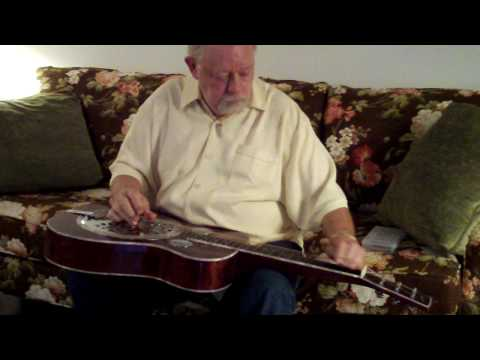 Ferrell Stowe Play Flatt Lonesome on a Harlow Reso...