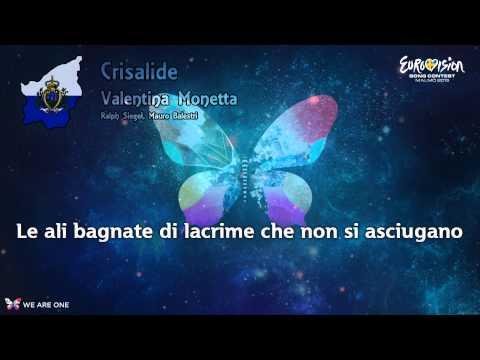 """Valentina Monetta - """"Crisalide"""" (San Marino)"""