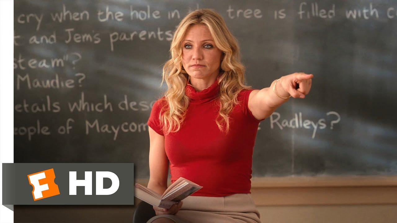 Bad Teacher  Recess Is Over Scene   Movieclips