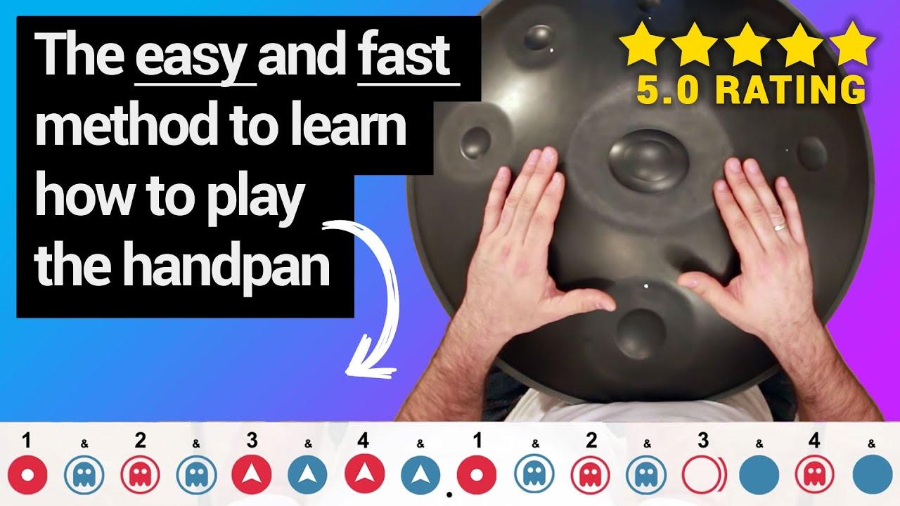Master The Handpan, Handpan-Unterricht
