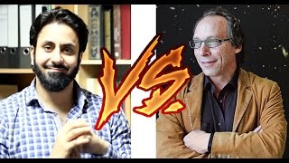 Дебаты:Хамза Тзортиз vs Лоуренса Краусса