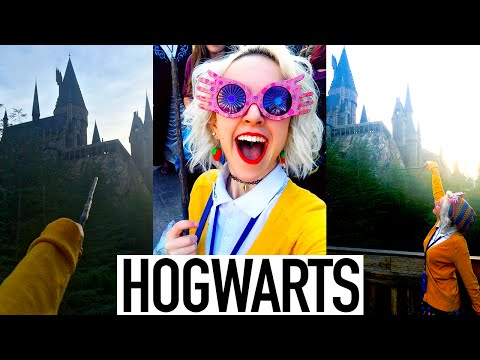 A Day in the Wizarding World of Harry Potter