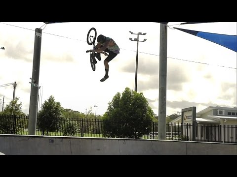 RYAN WILLIAMS | WELCOME TO HYPER BMX DAY EDIT!