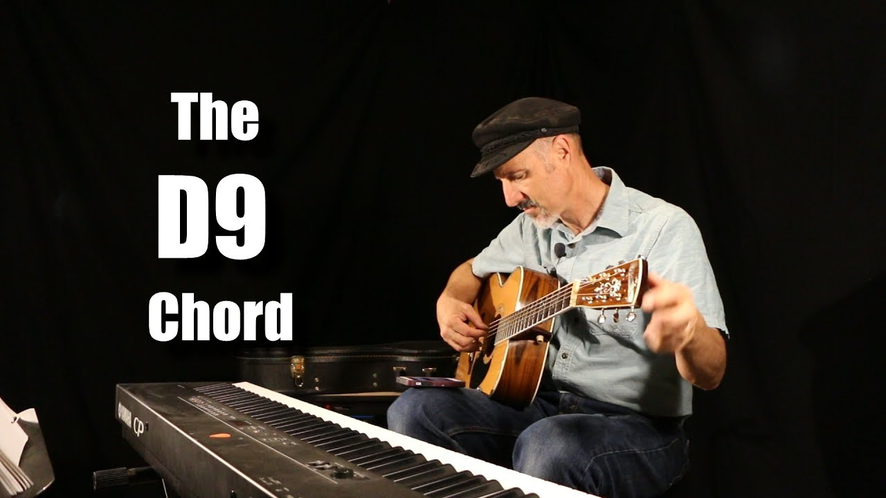 D9 Open Position Chord Guitar Lesson Youtube