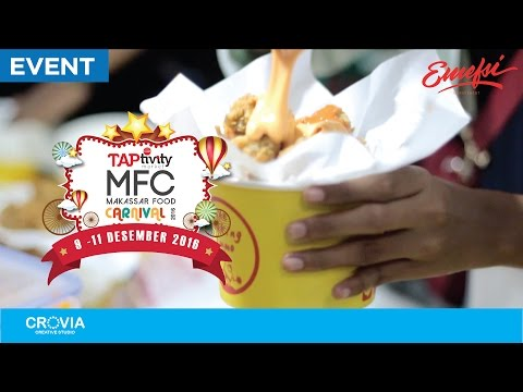 Makassar Food Carnival 2016 - Taptivity | After Movie