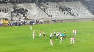 Oproštaj Saše Ilića od dresa Partizana