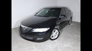 Automatic Cars 4cyl Mazda 6 Sedan 2005 Review For Sale