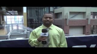 Malachi Freeman -- MAC Football Media Day