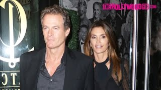 Cindy Crawford & Rande Gerber Attend The Marie Claire Image Awards At Catch 1.10.17