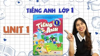 Học tiếng Anh lớp 1 - Unit 1.  In the park - Thaki English