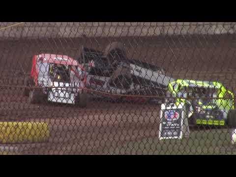 Ransomville Speedway Sportsman Flip 8-7-18