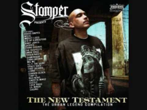 Stomper - We Bang The Block (Ft.Huero Snipes,Midget Loco)