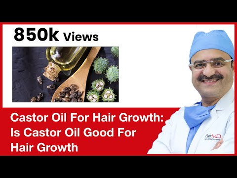 Castor Oil For Hair Growth: Is Castor Oil Good For Hair Growth | HairMD, Pune | (In HINDI)
