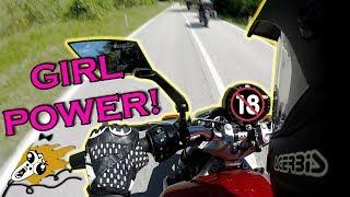 MI SI E' CHIUSA LA VENA! | Passo Cornello con oltre 30 moto!