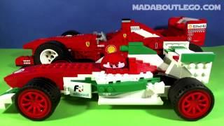 LEGO Disney Cars Ultimate Build Francesco thumbnail