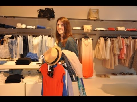 Tanja aus Landsberg ist eine der ANTENNE BAYERN Shopping-Testerinnen