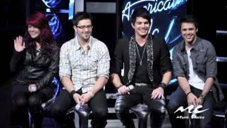 Adam Lambert - THE F WORD (interview from 2012, HD)