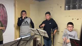 Conga y Timbal (Banda los Traviesos de Joey Camarillo)