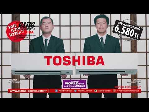 Toshiba Multi Split Klima Kampanyası