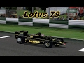 F1 Challenge 1978 - Brands Hatch Hotlaps