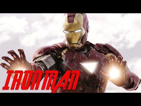 IRON MAN INVINCIBLE THE TR (Çizgi Film )