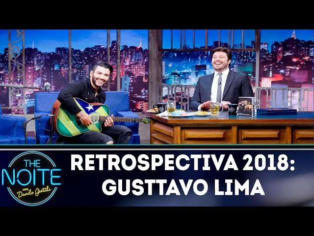 Retrospectiva 2018: Gusttavo Lima | The Noite (16/01/19)