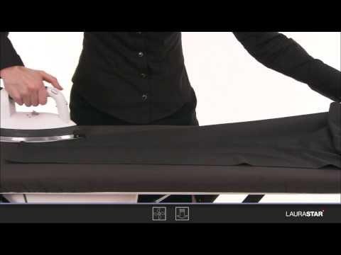 laurastar so b geln sie ihr hemd in nur zwei minuten doovi. Black Bedroom Furniture Sets. Home Design Ideas