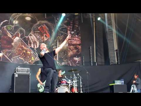 Aborted - Meticulous Invagination (Live @ Brutal Assault 2016)