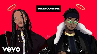 MihTy, Jeremih, Ty Dolla $ign - Take Your Time (Audio)