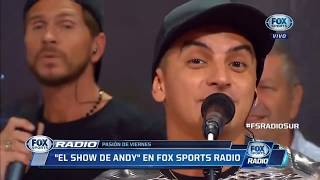 El Show De Andy- Fox Sports- 22-12-2017