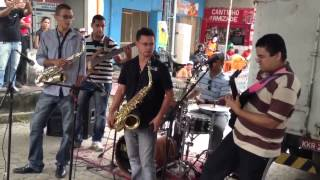 SONG FOR MY FATHER - Horace Silver (Nailton Vieira Instrumental Band 2012)