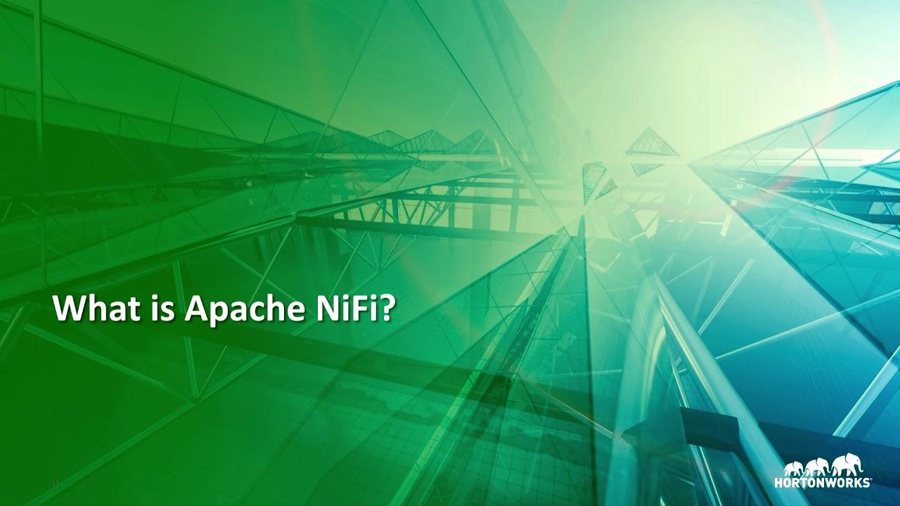 Apache Nifi Crash Course