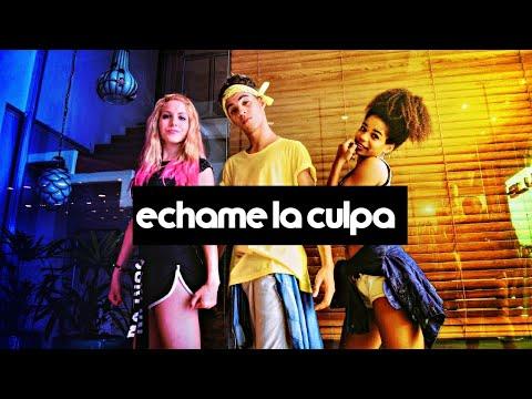 Échame La Culpa - Luís Fonsi Ft Demi Lovato coreografia baseado  Thi  FT maga