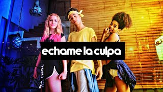 Échame La Culpa - Luís Fonsi Ft Demi Lovato (coreografia baseado Oficial) Thi oficial FT maga