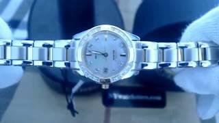 Women's Citizen Eco Drive Regent Diamond Dress Watch EW1824 57D