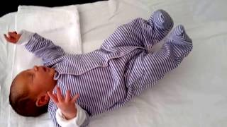 Дочке  неделя. Менять памперс надо/To daughter a week. To change a diaper it is necessary..BABY WEEK