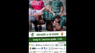 Jaén Rugby vs U.R. Almería