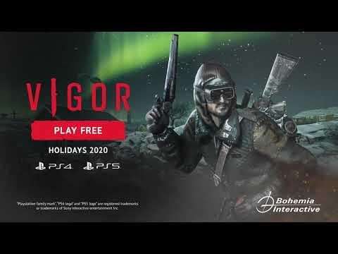 Vigor – PlayStation Release Teaser