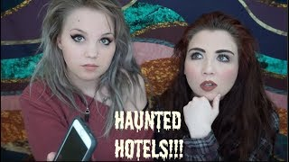 Calling Haunted Hotels With Jessiivee