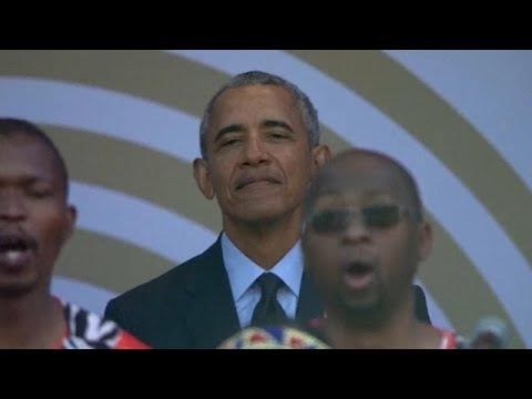 Obama elogia diversidade na seleção francesa