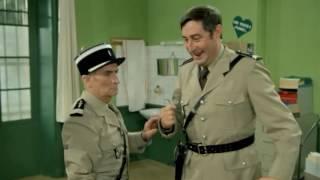 Забавные французские жандармы!!!