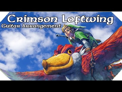 Crimson Loftwing Teaser