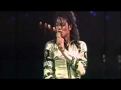 Michael Jackson BAD World Tour Tokyo 1988 TEST( Logo Removed)