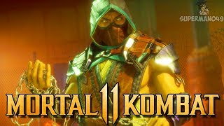 RANDOM CHARACTER SELECT ON MK11 - Mortal Kombat 11 Online Beta: Random Character Select