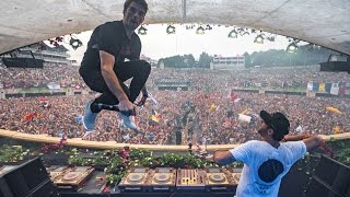 Repeat youtube video Tomorrowland Belgium 2016 | The Chainsmokers